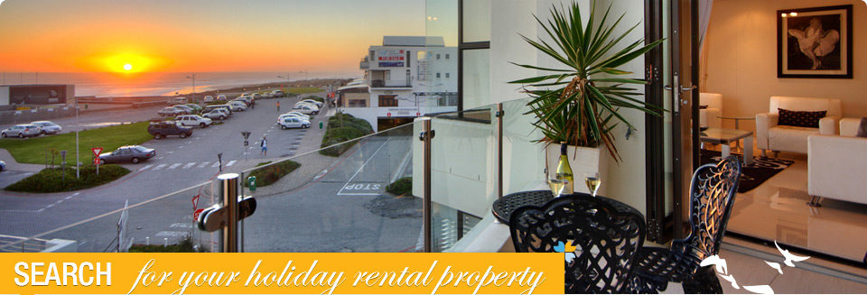 Luxury Holiday Accommodation at Bloubergstrand Self Catering Apartment Rentals