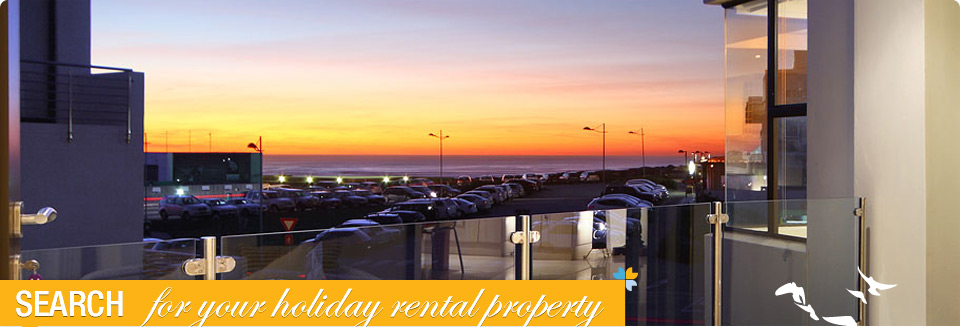 Self Catering Apartment Rental with Eden on the Bay and Ocean Views